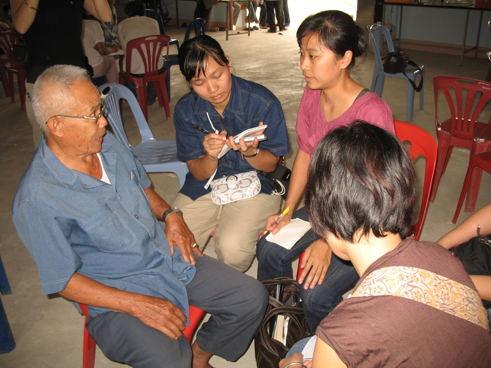 sample interview of elderly 30 unit ii • nursing data collection, documentation, and the interview are to be nursing data collection, documentation, and analysis collecting.